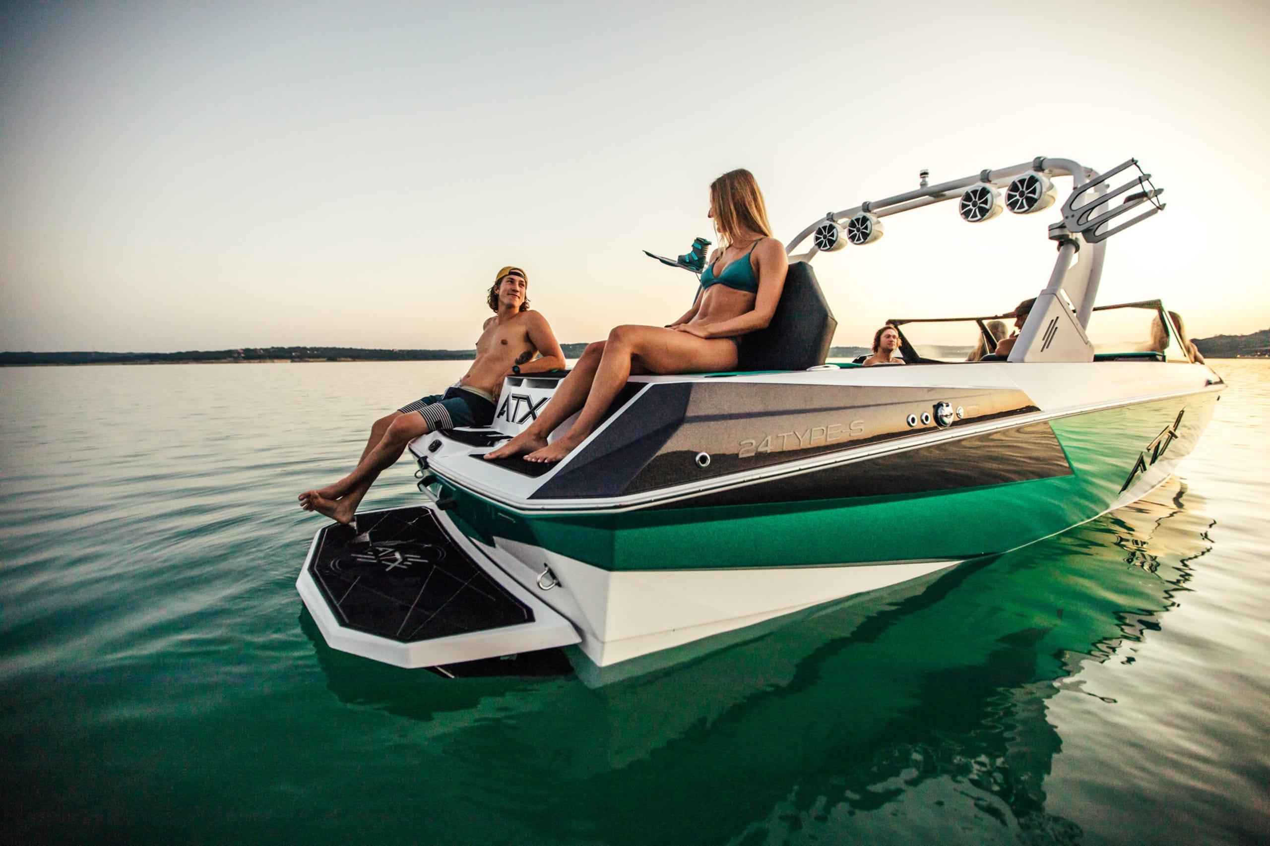2021 ATX Boats 2021 ATX Boats24 Type S Bradlee Rutledge 5253