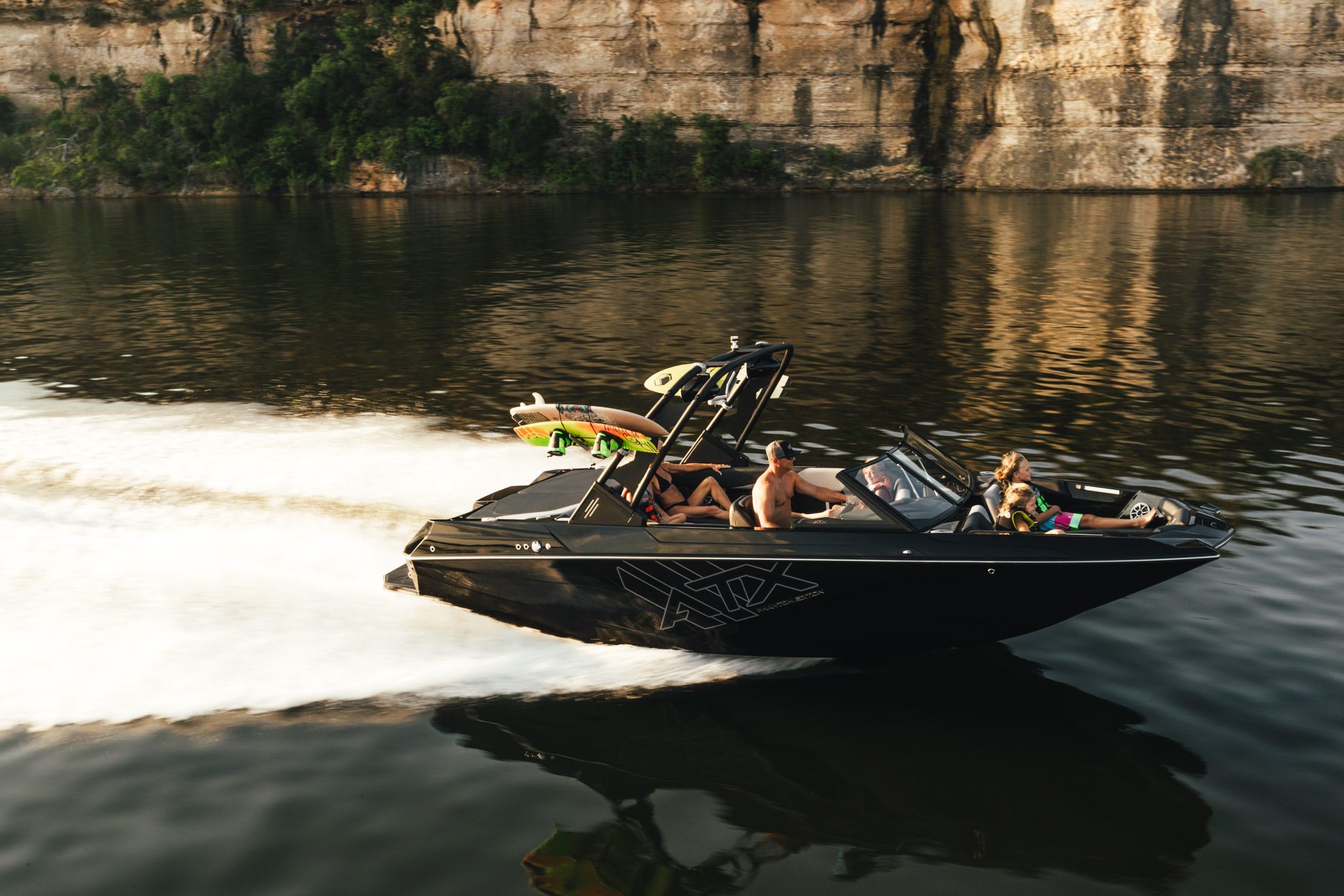 2020 ATX Boats 22 Type S Bradlee Rutledge 2634