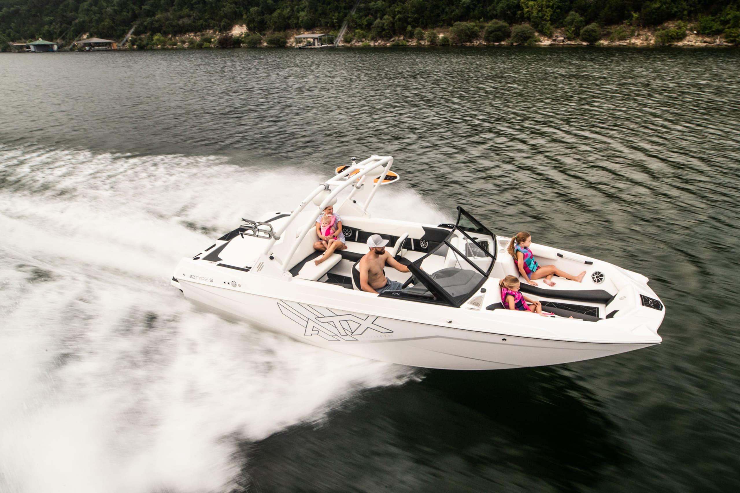 ATX Boats2020 22 Type S Bradlee Rutledge 12241